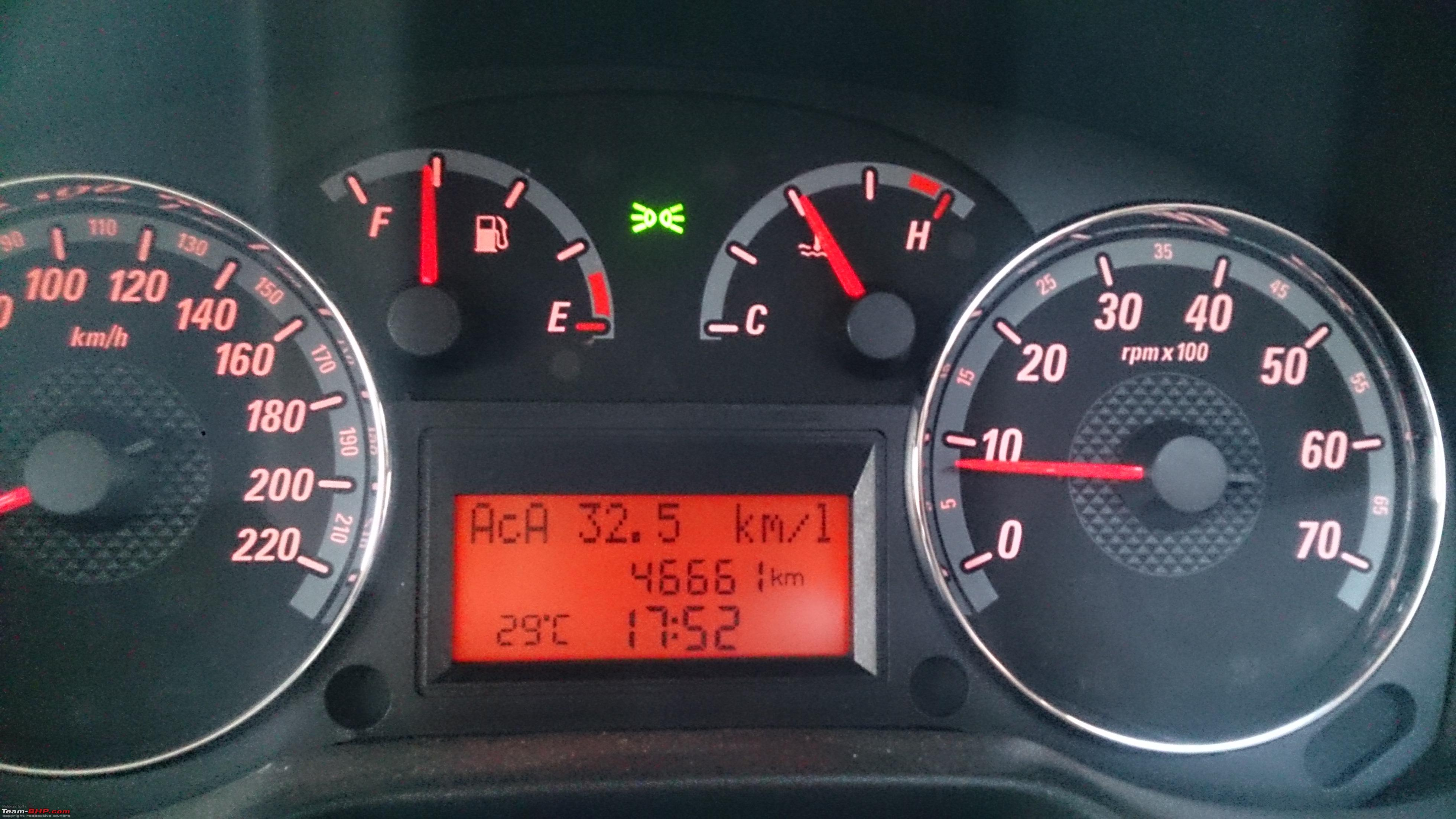 Fiat Punto 90 HP Sports: My Companion  Now, 80000 kms