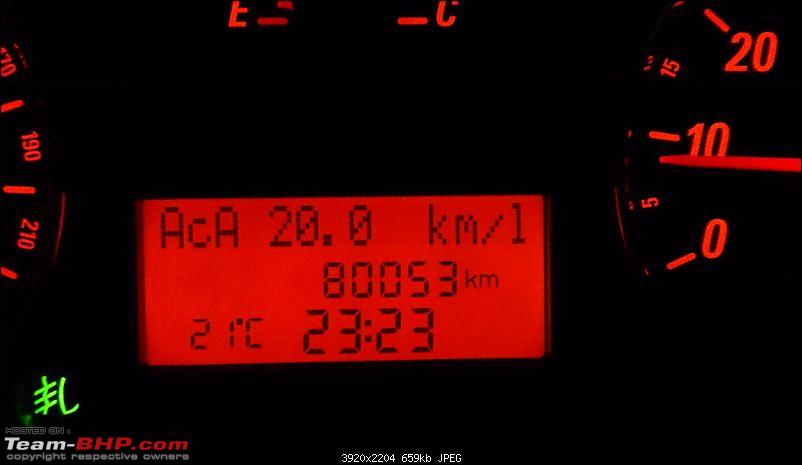 Fiat Punto 90 HP Sports: My Companion. Now, 80000 kms completed!-dsc_0138.jpg
