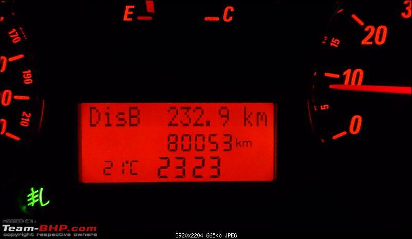 Fiat Punto 90 HP Sports: My Companion. Now, 80000 kms completed!-dsc_0141.jpg