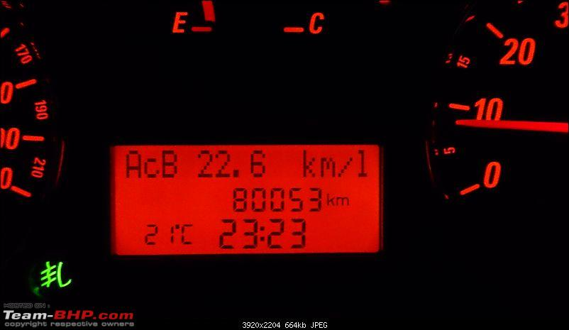 Fiat Punto 90 HP Sports: My Companion. Now, 80000 kms completed!-dsc_0142.jpg