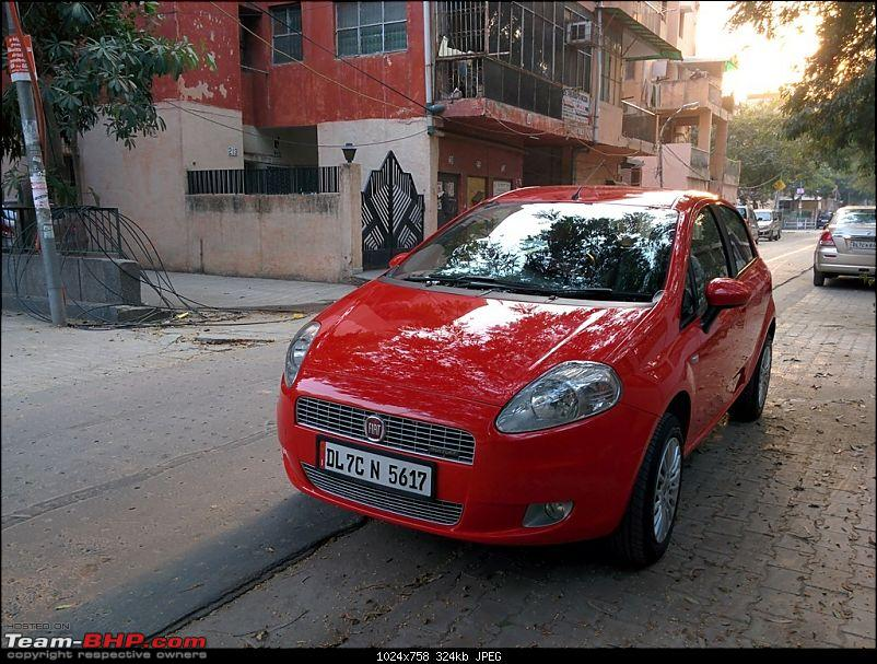 Fiat Grande Punto: 50 months & 90,000 kms. EDIT: Now sold-img_20150214_172120.jpg