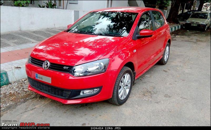 From 'G'e'T'z to VW Polo GT TDI! 3.5 years, 50,000 km up + Yokohama S drive tires!-img_20150303_163459.jpg