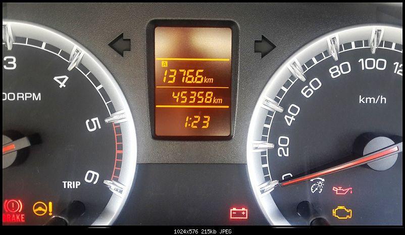 Tallboy welcomes longer companion: Maruti Ertiga VDi - 136,000 km update-20150309_131453.jpg