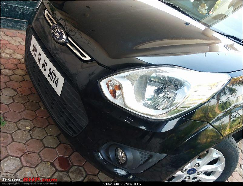 My Black Panther Ford Figo: 2 years & 40,000 kms!-img_20150308_161620.jpg