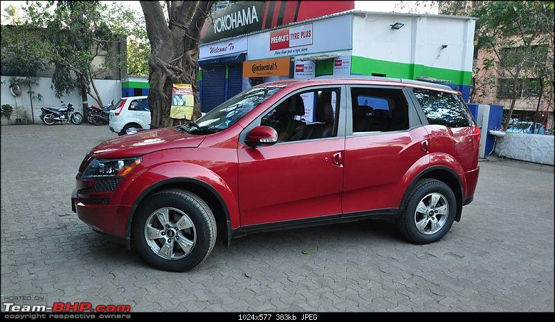 "The ""Duma"" comes home - Our Tuscan Red Mahindra XUV 5OO W8-dsc_0776.jpg"