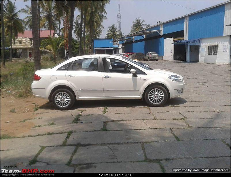 Unexpected love affair with an Italian beauty: Fiat Linea MJD. EDIT: 1,30,000 km up-vecto_mysoreroad.jpg