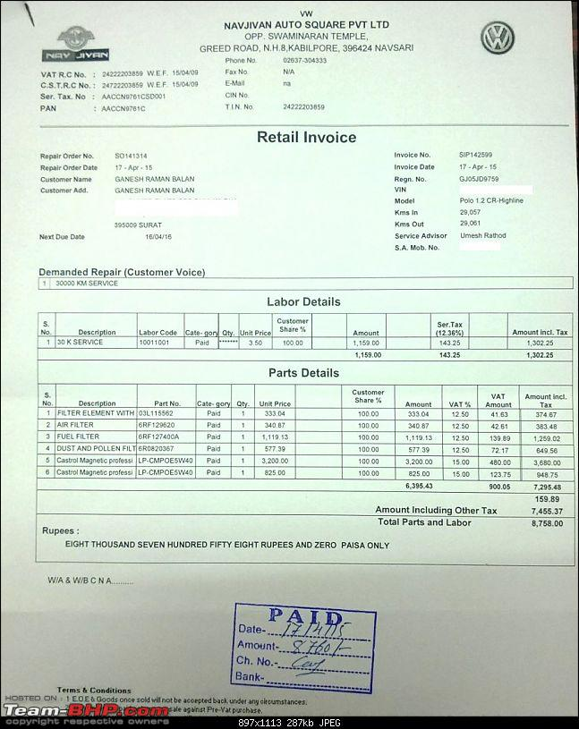 VW Polo GT TDI ownership log. EDIT: 3 years and 82,000 km up, Bilstein B6 installed!-bill.jpg