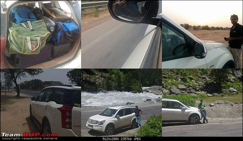 Mahindra XUV500 W8 FWD - 50,000 kms review-collage2.jpg