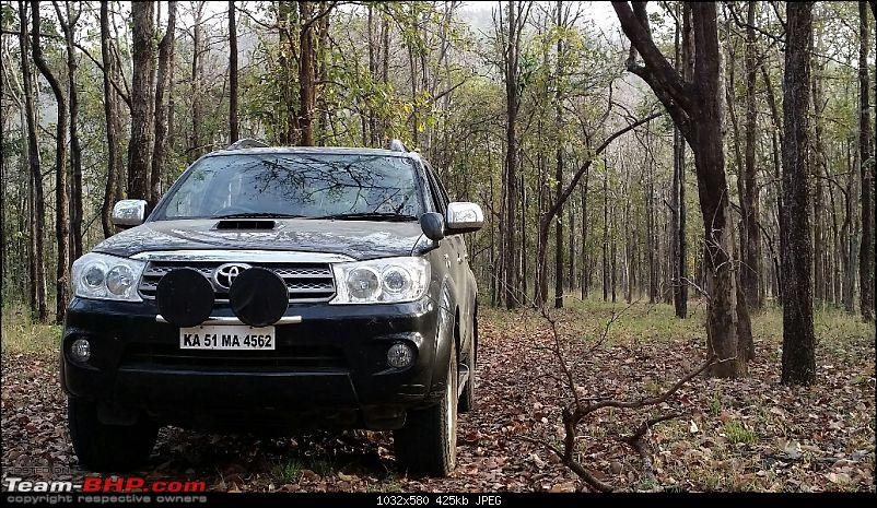 Soldier of Fortune: Wanderings with a Trusty Toyota Fortuner - 150,000 kms up!-20150420_065248_resized.jpg