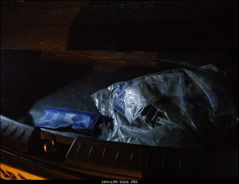 The story of a Blue Streak a.k.a Maruti Swift ZDi (Torque Blue). EDIT: 1,11,111 km up!-new-led.jpg