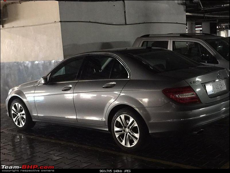 My Mercedes Benz C200 Avantgarde: 2 year ownership review-parting-shot.jpg