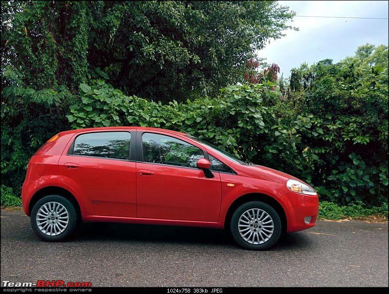 Fiat Grande Punto: 50 months & 90,000 kms. EDIT: Now sold-img-49.jpg