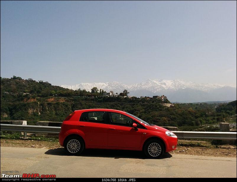 Fiat Grande Punto: 50 months & 90,000 kms. EDIT: Now sold-img-62.jpg