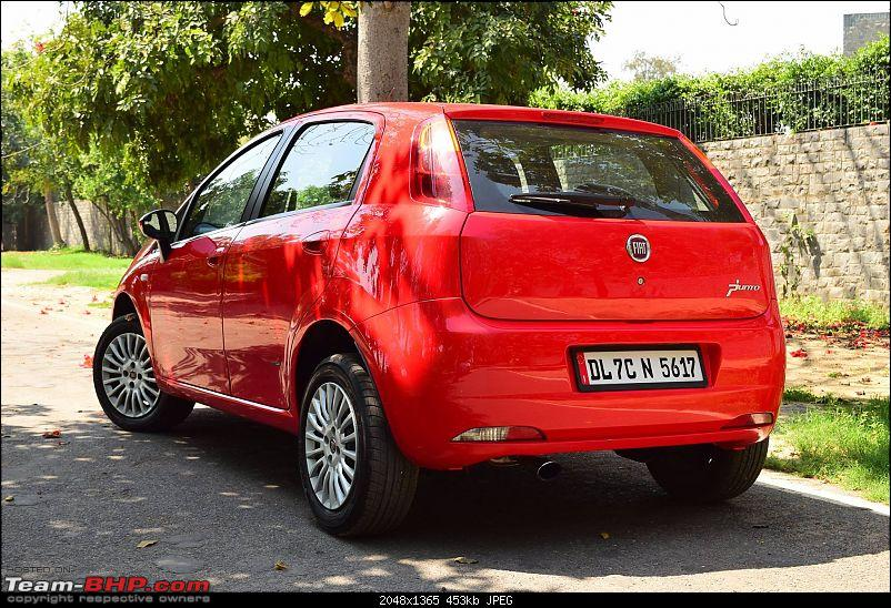 Fiat Grande Punto: 50 months & 90,000 kms. EDIT: Now sold-img-18.jpg