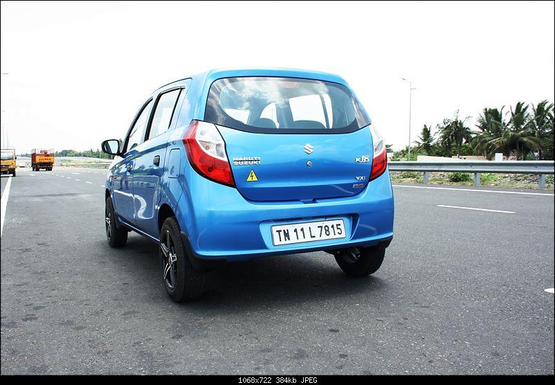 My Go-kart. Maruti Alto K10 VXi AMT, Cerulean Blue - 50,000 km update-5.jpg