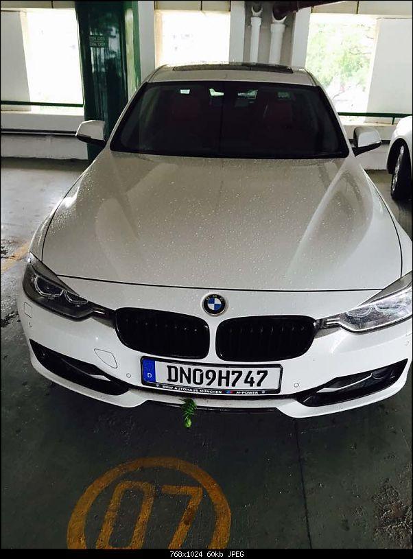 The ULTIMAT3- F30 BMW 328i. EDIT: Upgraded with ///M Exhaust, Injen Intake & Steinbauer Power Module-imageuploadedbyteambhp1434347674.620999.jpg