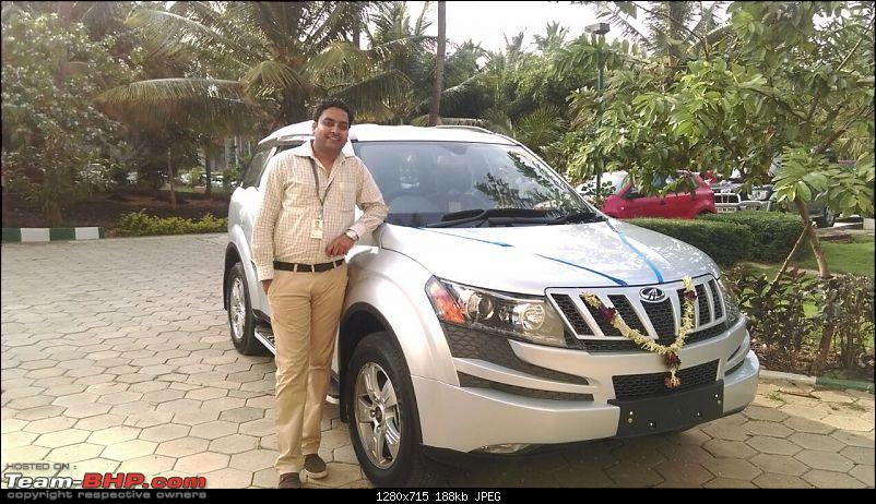 The Silver Cougar - Mahindra XUV5OO W8. EDIT: Sold!-office4.jpg
