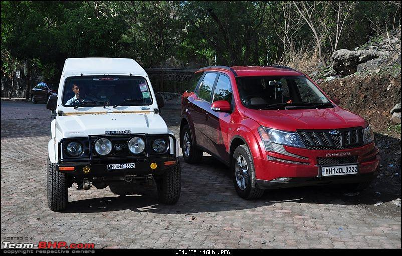 "The ""Duma"" comes home - Our Tuscan Red Mahindra XUV 5OO W8-dsc_0297.jpg"