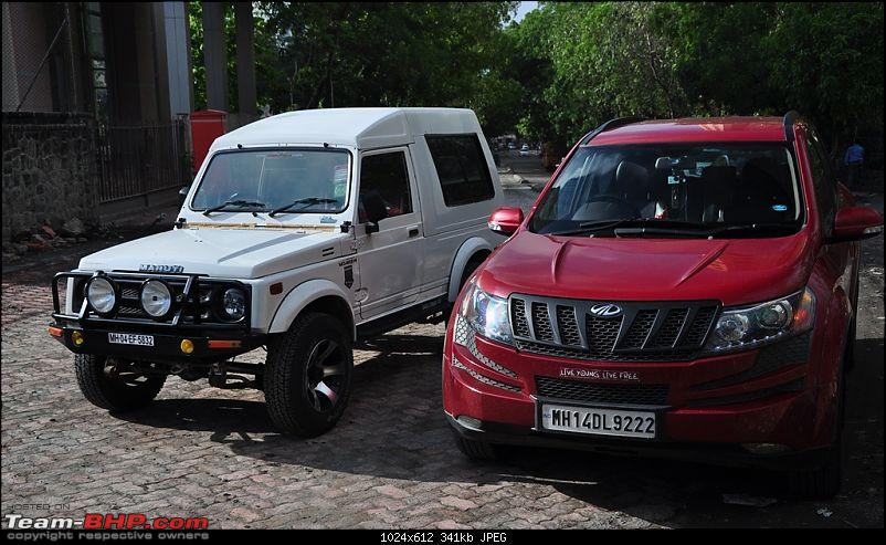 "The ""Duma"" comes home - Our Tuscan Red Mahindra XUV 5OO W8-dsc_0303.jpg"