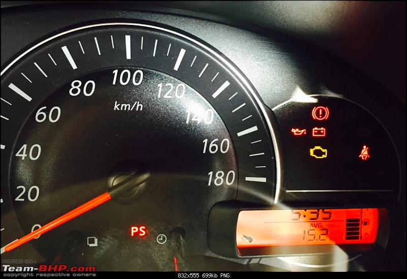 Nissan Micra Diesel. EDIT: 140,000 km / 10 years of happy ownership-speedo-display.png