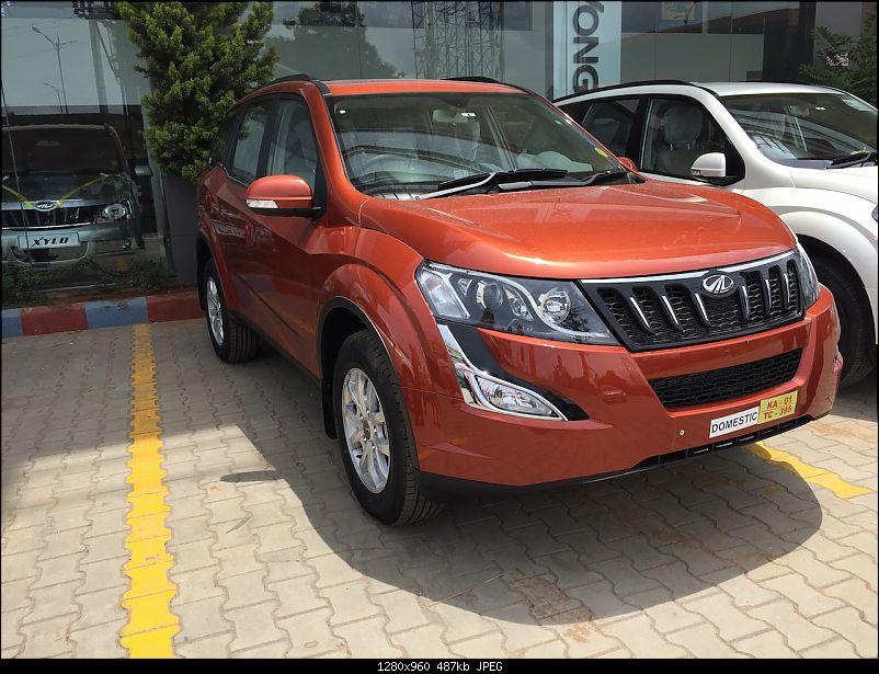 Ownership tales of the Orange Cheetah - 2015 Mahindra XUV5OO W10 FWD, 70000 km up-img_2198.jpg