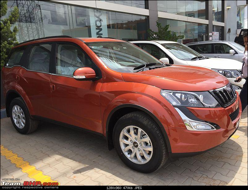 Ownership tales of the Orange Cheetah - 2015 Mahindra XUV5OO W10 FWD. EDIT: 80,000 km up-img_2199.jpg