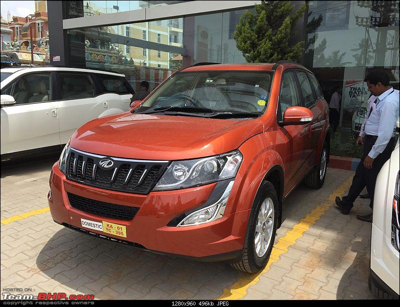 Ownership Tales Of Orange Cheetah - 2015 Mahindra XUV500 W10 FWD completes 50K+ Kms-img_2200.jpg