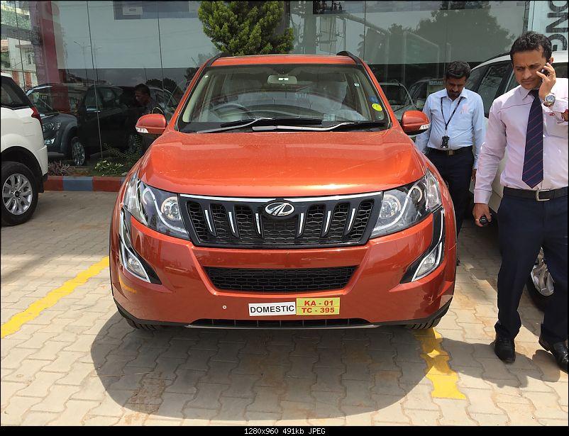 Ownership tales of the Orange Cheetah - 2015 Mahindra XUV5OO W10 FWD, 70000 km up-img_2201.jpg