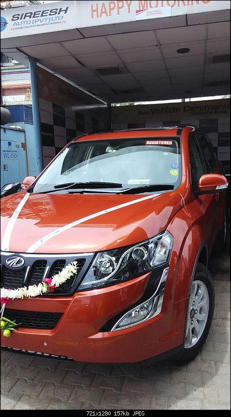 Ownership tales of Orange Cheetah, my 2015 Mahindra XUV5OO W10 FWD - 140,000 km and going strong!-img_2246.jpg