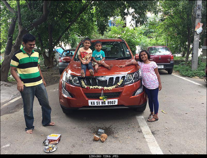 Ownership tales of the Orange Cheetah - 2015 Mahindra XUV5OO W10 FWD EDIT: 75,000 km up-allkidspose.jpg