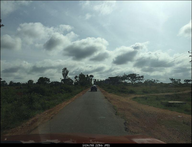 Ownership tales of the Orange Cheetah - 2015 Mahindra XUV500 W10 FWD completes 50,000+ km-road1.jpg