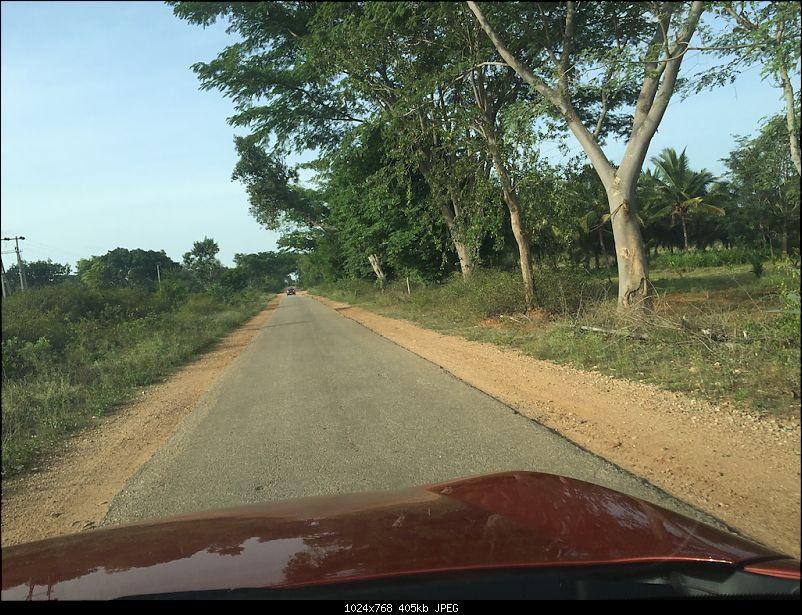 Ownership tales of the Orange Cheetah - 2015 Mahindra XUV5OO W10 FWD EDIT: 75,000 km up-road3.jpg