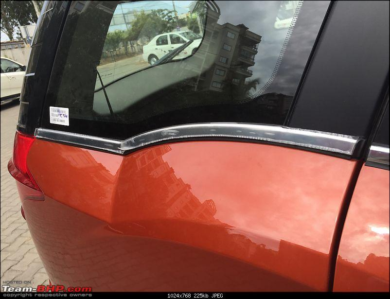 Ownership tales of the Orange Cheetah - 2015 Mahindra XUV5OO W10 FWD, 60000 km up-newlinefitted.jpg