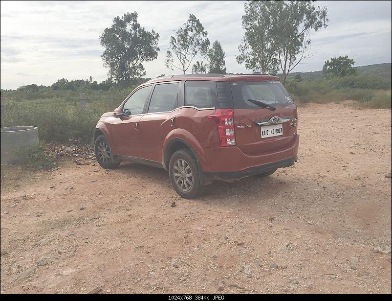 Ownership tales of the Orange Cheetah - 2015 Mahindra XUV5OO W10 FWD, 60000 km up-car1.jpg