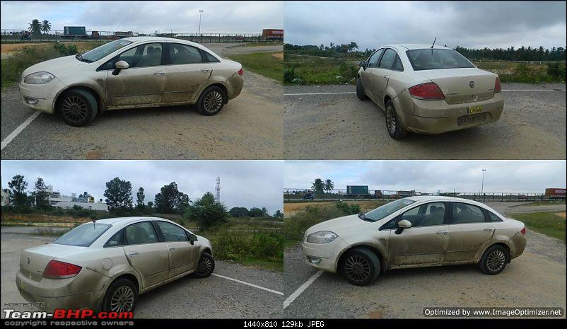 Unexpected love affair with an Italian beauty: Fiat Linea MJD. EDIT: 1,30,000 km up-collageoptimized.jpg