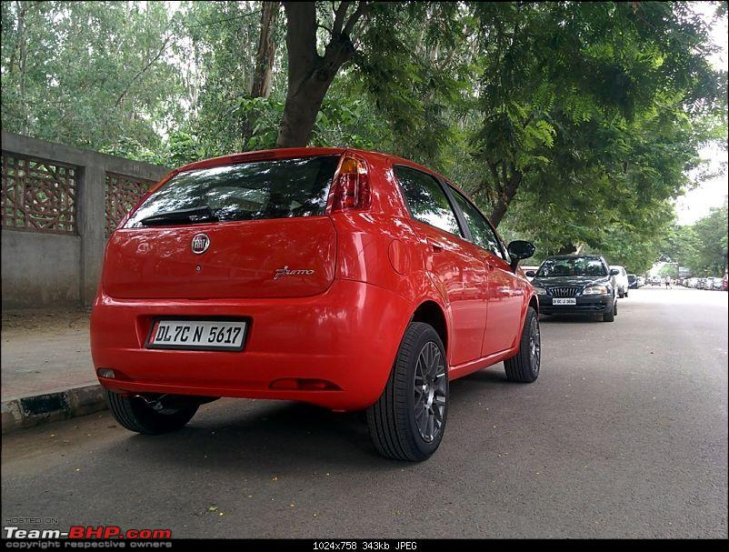 Fiat Grande Punto: 50 months & 90,000 kms. EDIT: Now sold-img-7.jpg