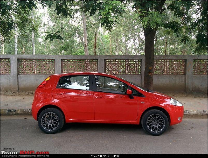 Fiat Grande Punto: 50 months & 90,000 kms. EDIT: Now sold-img-8.jpg