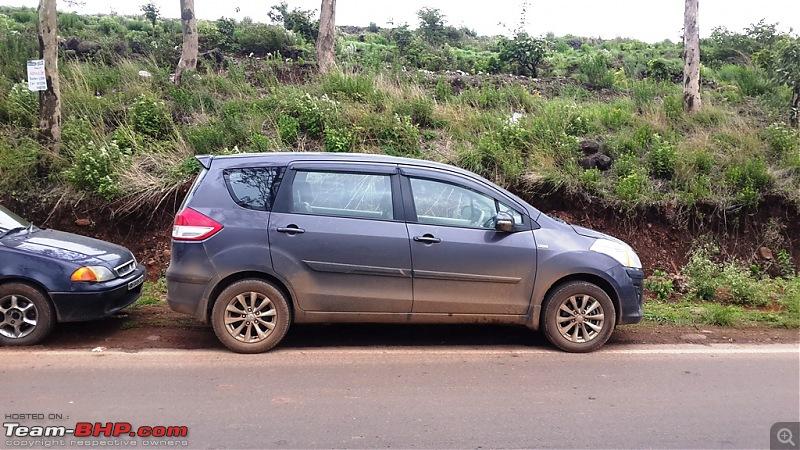 Tallboy welcomes longer companion: Maruti Ertiga VDi - 120,000 kms update-20150725_164835.jpg