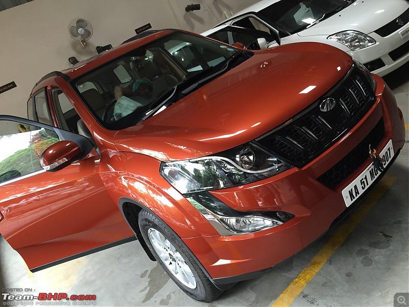 Ownership tales of Orange Cheetah, my 2015 Mahindra XUV5OO W10 FWD - 140,000 km and going strong!-img_3402.jpg