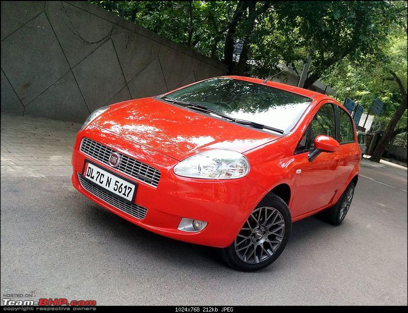 Fiat Grande Punto: 50 months & 90,000 kms. EDIT: Now sold-img_20150826_151323-copy.jpg