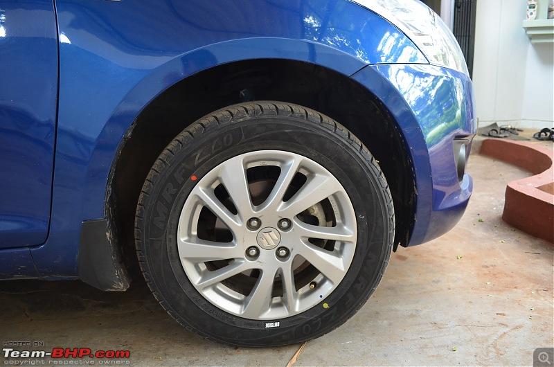 The story of a Blue Streak a.k.a Maruti Swift ZDi (Torque Blue). 1,20,000 km up & now sold-1.-front.jpg