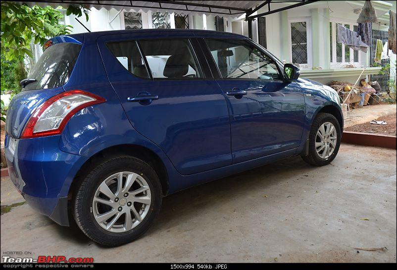 The story of a Blue Streak a.k.a Maruti Swift ZDi (Torque Blue). EDIT: 1,20,000 km up!-9.-another-shot.jpg