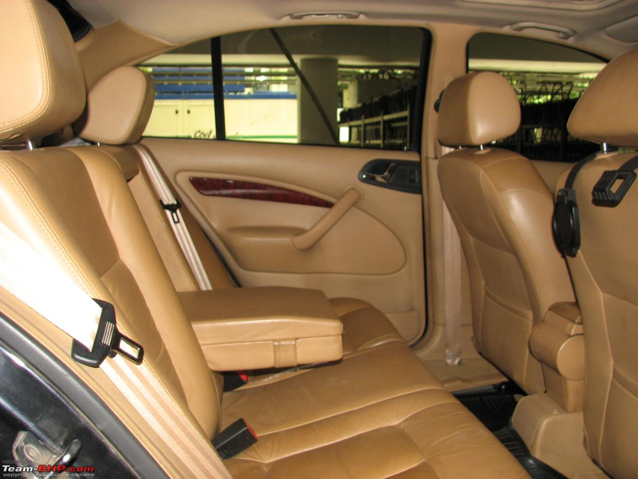 What To Do With Old Car Seats >> Skoda Octavia 1.9 TDI L&K Review : 90,000 kms done - Team-BHP