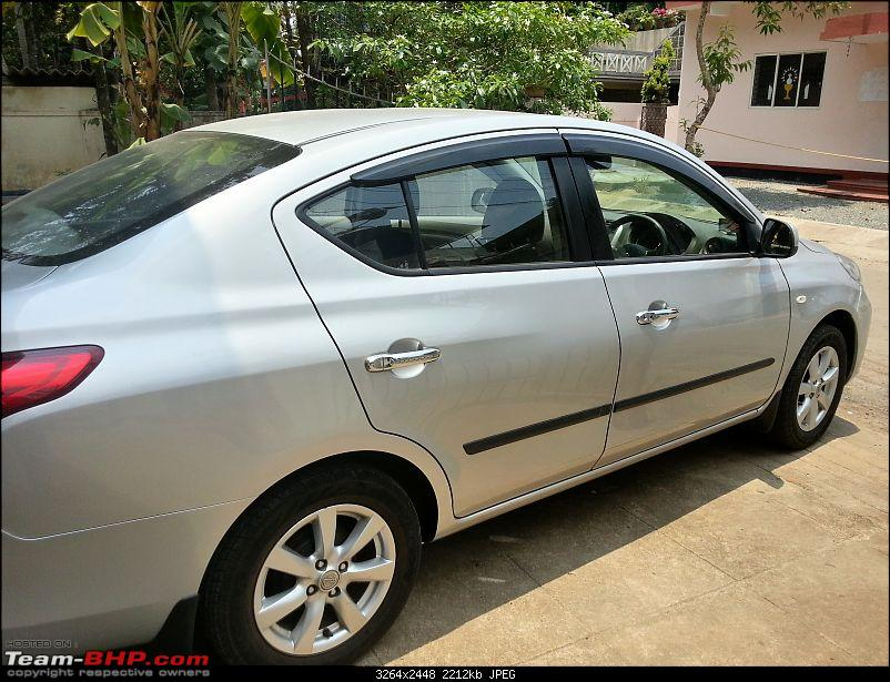 This summer, I'm blessed with a Nissan Sunny XV Diesel. 5 years / 70k km update-20140330_122121_hdr_perfectlyclear_0051.jpg