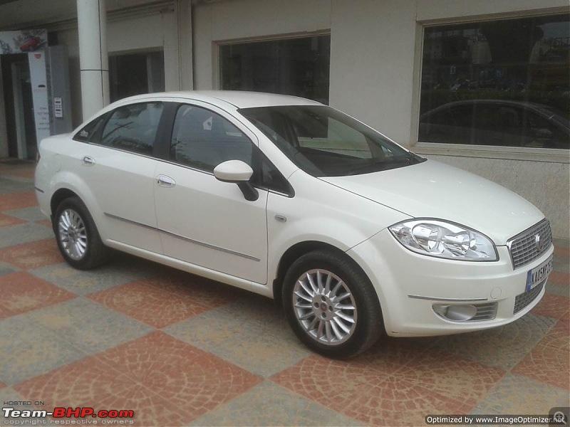 Unexpected love affair with an Italian beauty: Fiat Linea MJD. EDIT: 1,30,000 km up-2.jpg