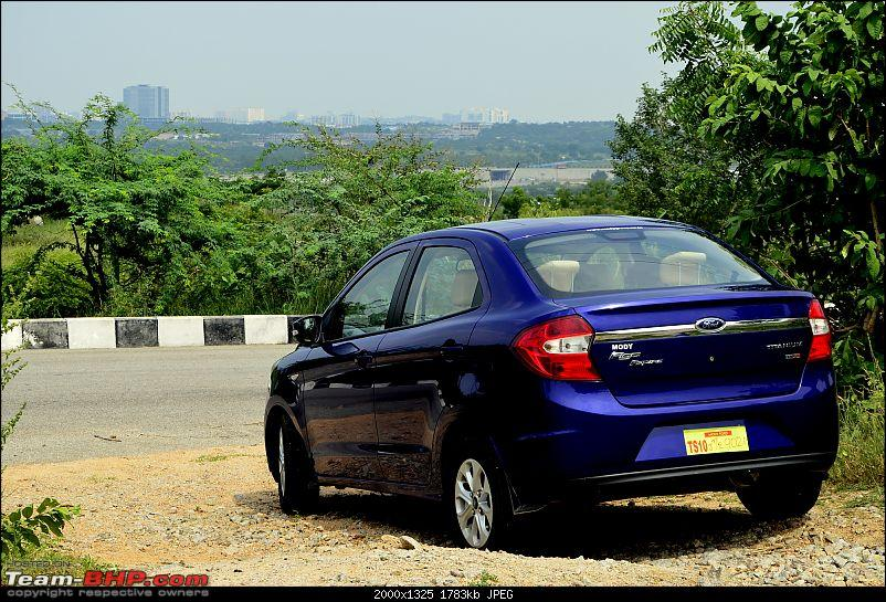 Ford Aspire TDCi : My Blue Bombardier, flying low on tarmac. EDIT: 46,000 km completed-_dsc3068.jpg