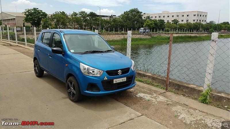 My Go-kart. Maruti Alto K10 VXi AMT, Cerulean Blue - 50,000 km update-img_20151009_121442527.jpg