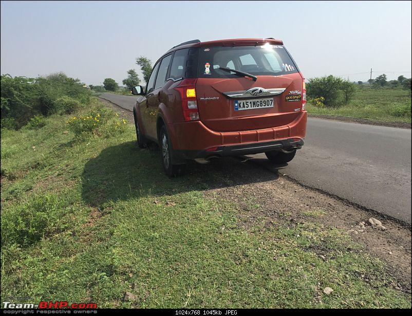 Ownership Tales - The Orange Cheetah! 2015 Mahindra XUV500 W10 FWD-imageuploadedbyteambhp1445000775.252476.jpg