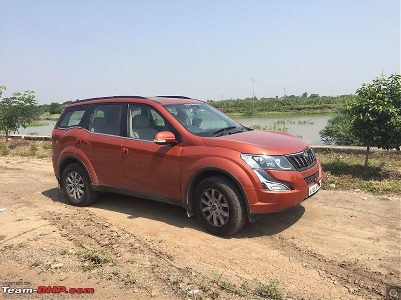 Ownership tales of the Orange Cheetah - 2015 Mahindra XUV500 W10 FWD completes 50,000+ km-imageuploadedbyteambhp1445000811.773392.jpg