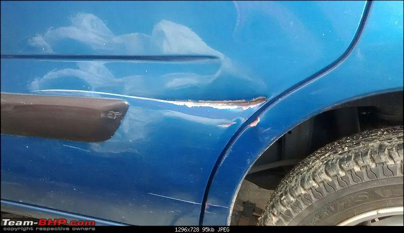 Maruti Wagon-R F10D: 223,000 kms & the first accident. Edit: Now fixed-img20151030wa0003.jpg